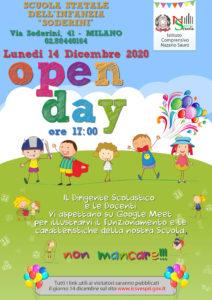 Open Day Soderini 2020