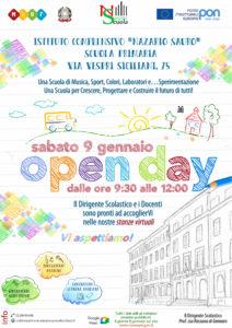 Open Day Vespri 2020/21
